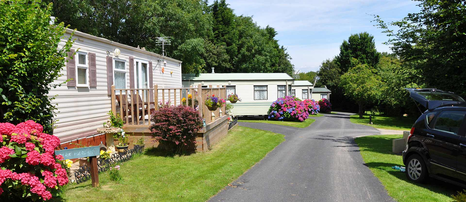 Holiday Homes at Trethiggey