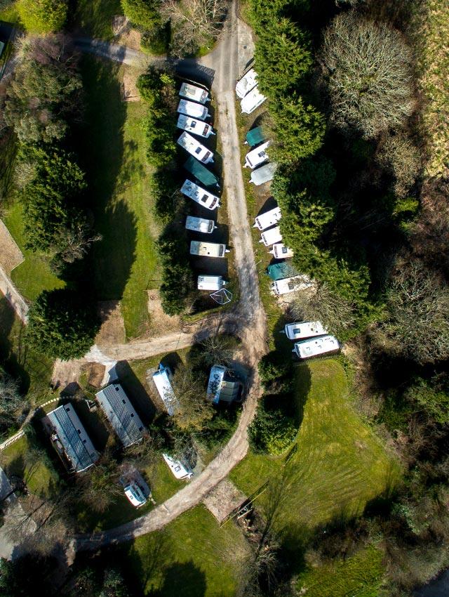Caravan Storage Cornwall