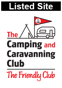 Caravan and Camping Club Listed Site