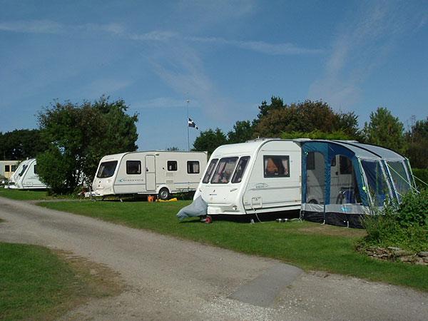 Campsite Newquay